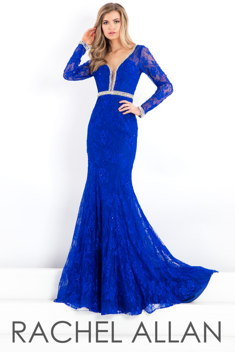 5990 (Royal) gown from the 2018 Rachel Allan : Prima Donna collection, as seen on dressfinder.ca