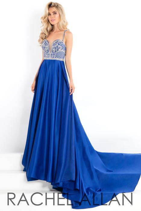 5996 (Blue) Prom                                             dress by Rachel Allan : Prima Donna