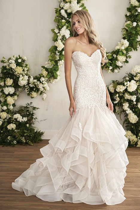 T202006 Wedding                                          dress by Jasmine Couture
