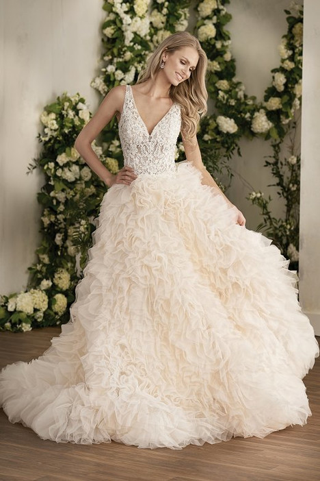 T202015 Wedding                                          dress by Jasmine Couture
