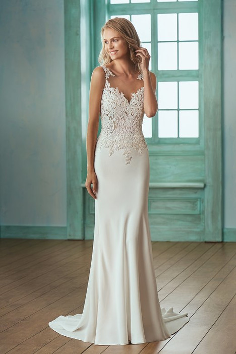F201001 Wedding                                          dress by Jasmine Collection