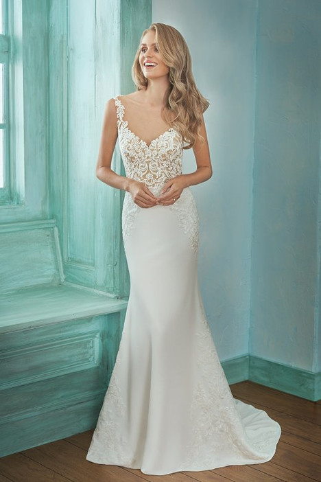 F201002 Wedding                                          dress by Jasmine Collection