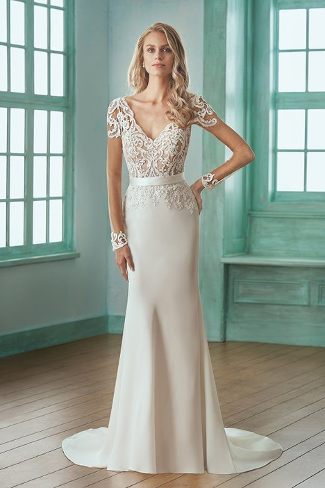 F201003 Wedding                                          dress by Jasmine Collection