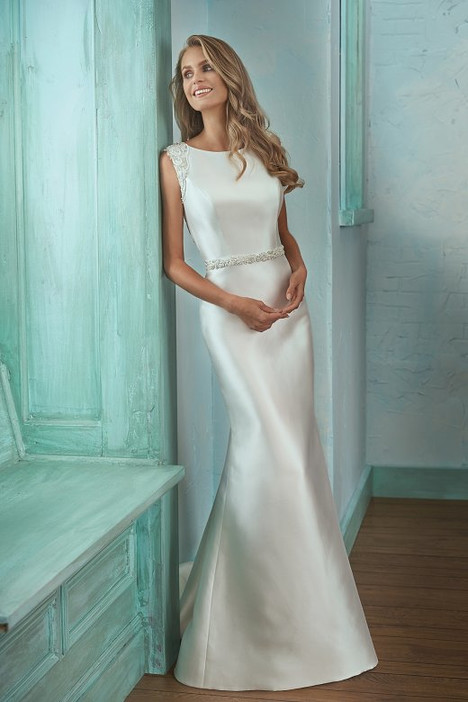 F201004 Wedding                                          dress by Jasmine Collection