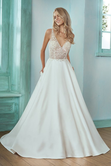 F201005 Wedding                                          dress by Jasmine Collection