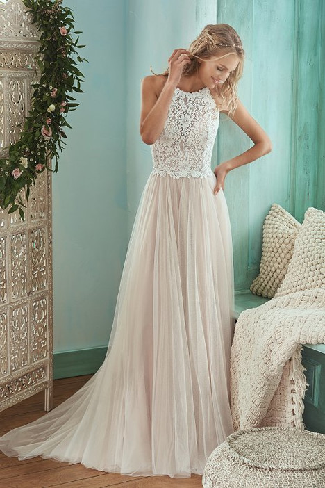 F201006 Wedding                                          dress by Jasmine Collection