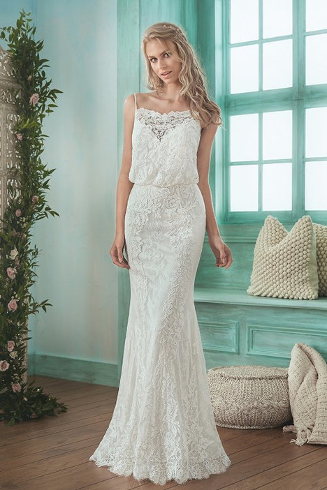 F201008 Wedding                                          dress by Jasmine Collection