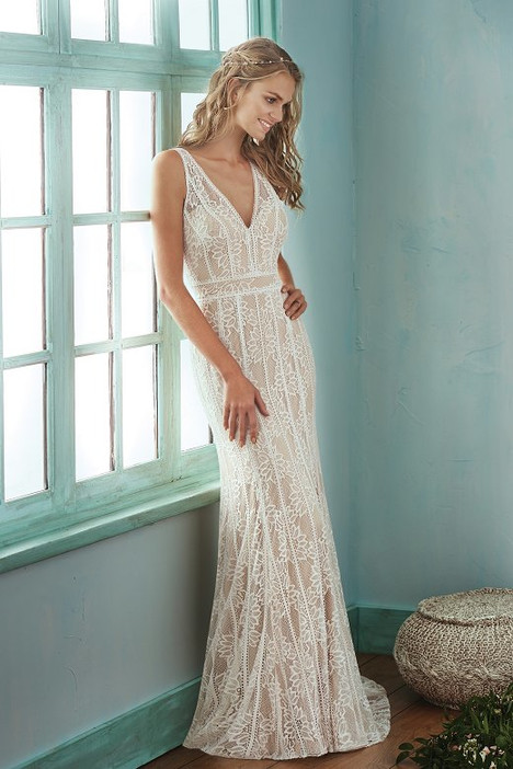 F201009 Wedding                                          dress by Jasmine Collection