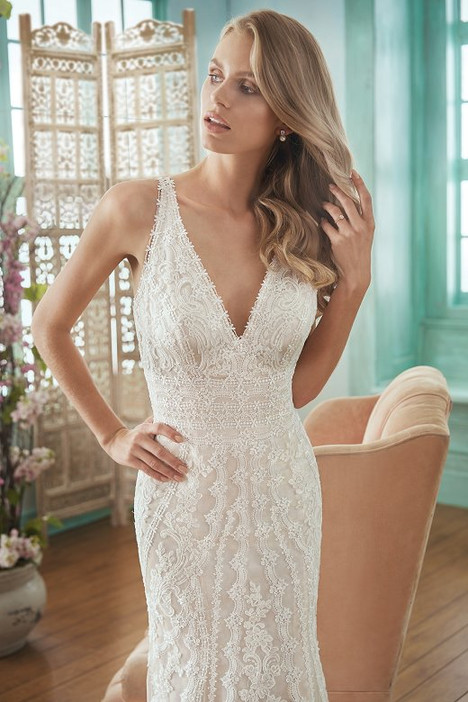 F201012 Wedding                                          dress by Jasmine Collection