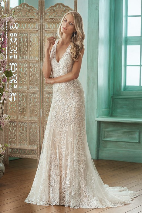 F201013 Wedding                                          dress by Jasmine Collection