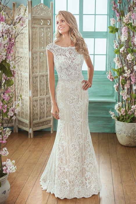 F201015 Wedding                                          dress by Jasmine Collection