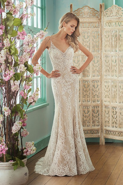 F201016 Wedding                                          dress by Jasmine Collection