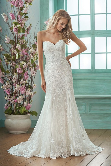 F201017 Wedding                                          dress by Jasmine Collection