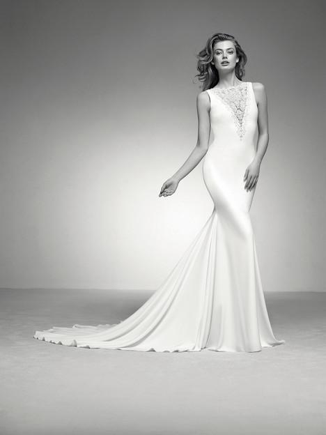 Ifel Wedding                                          dress by Atelier Pronovias