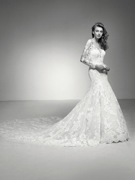 Imari Wedding                                          dress by Atelier Pronovias