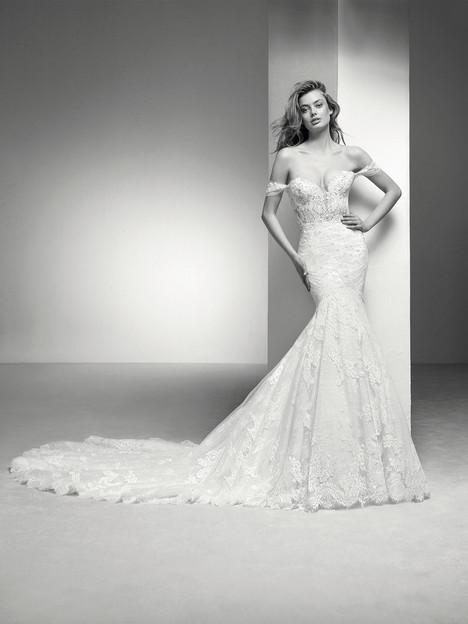 Imelda Wedding                                          dress by Atelier Pronovias