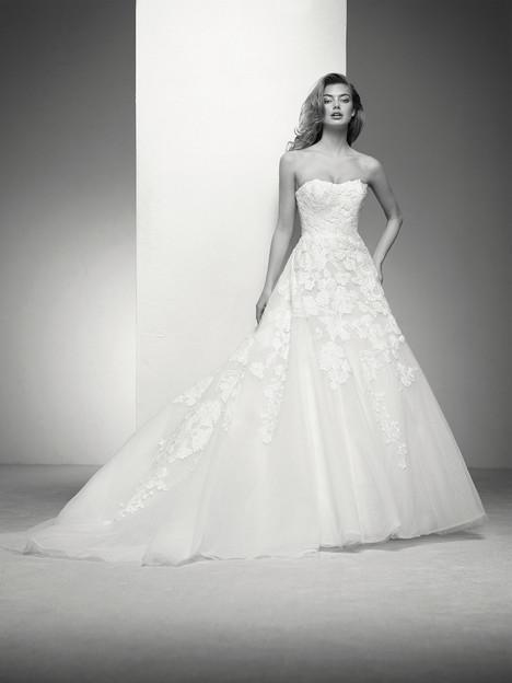 Isla Wedding                                          dress by Atelier Pronovias