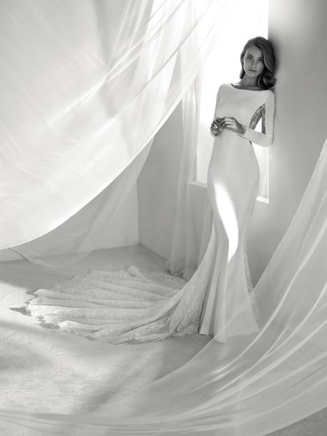 Ricia Wedding                                          dress by Pronovias Atelier
