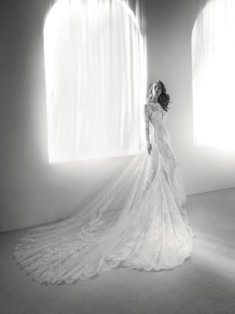 Romeo Wedding                                          dress by Pronovias Atelier
