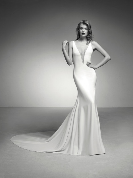 Ileana Wedding                                          dress by Pronovias Privée