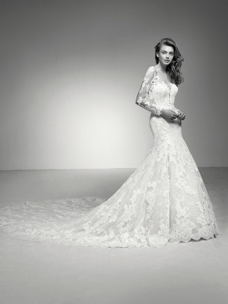 Imari Wedding dress by Pronovias Privée