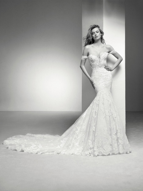 Imelda Wedding dress by Pronovias Privée