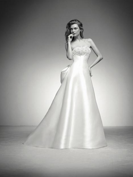 Ingrid Wedding                                          dress by Pronovias Privée