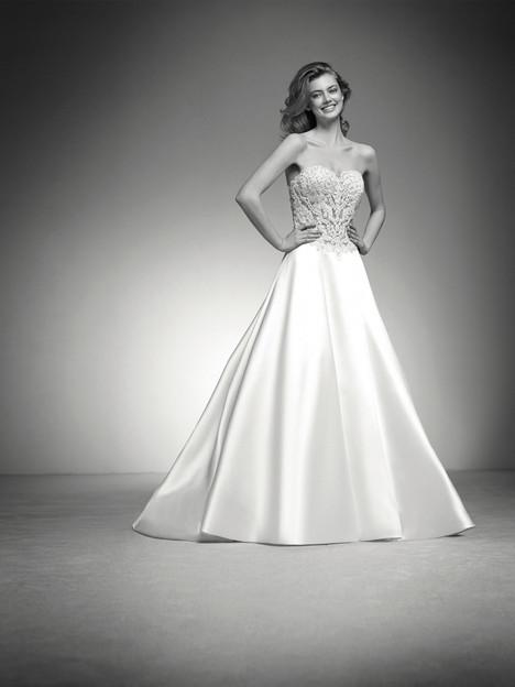 Iona Wedding                                          dress by Pronovias Privée