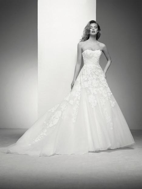 Isla Wedding                                          dress by Pronovias Privée