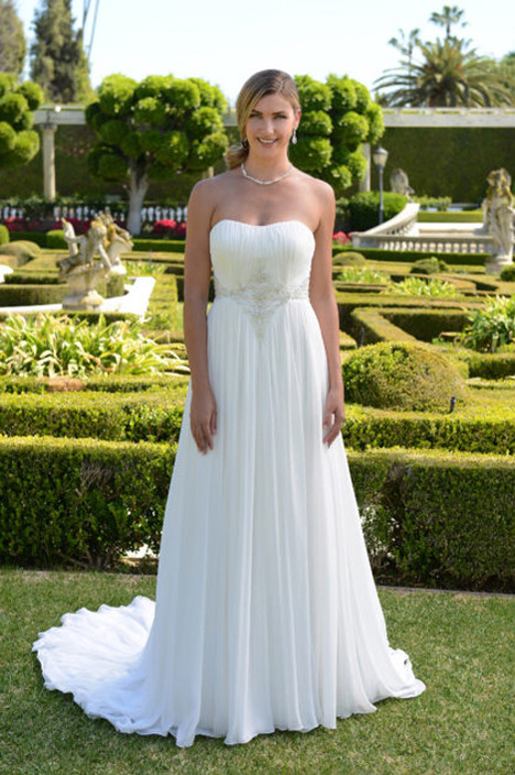PA9283 Wedding                                          dress by Venus Bridal: Pallas Athena