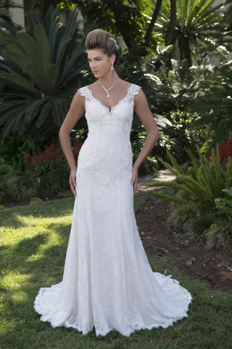 PA9302N Wedding                                          dress by Venus Bridal: Pallas Athena