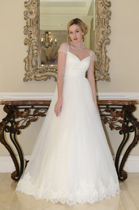 PA9309 Wedding                                          dress by Venus Bridal: Pallas Athena