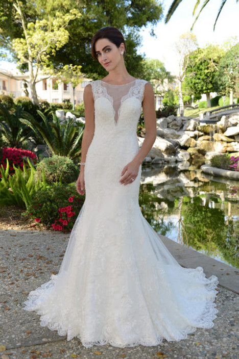 VE8322 Wedding                                          dress by Venus Bridal