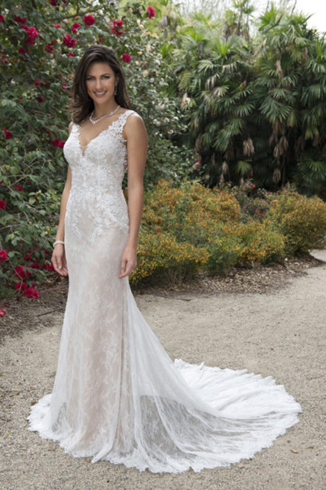 VE8334N Wedding                                          dress by Venus Bridal