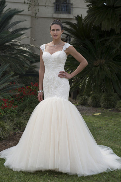VE8347N Wedding                                          dress by Venus Bridal