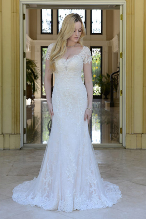 VE8350N Wedding                                          dress by Venus Bridal