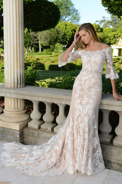 VE8357N Wedding                                          dress by Venus Bridal