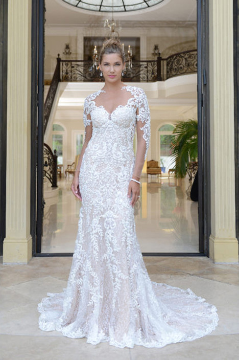 VE8363N Wedding                                          dress by Venus Bridal