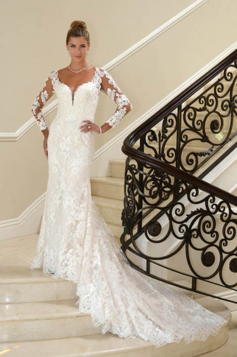 VE8374N Wedding                                          dress by Venus Bridal