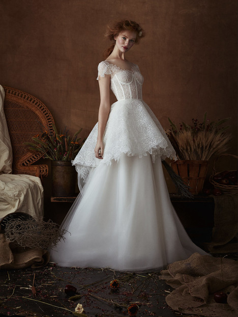 Connie Wedding                                          dress by Isabelle Armstrong