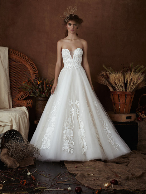 Ellie Wedding                                          dress by Isabelle Armstrong