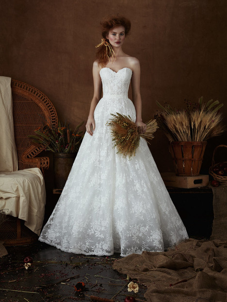 Emma Wedding                                          dress by Isabelle Armstrong