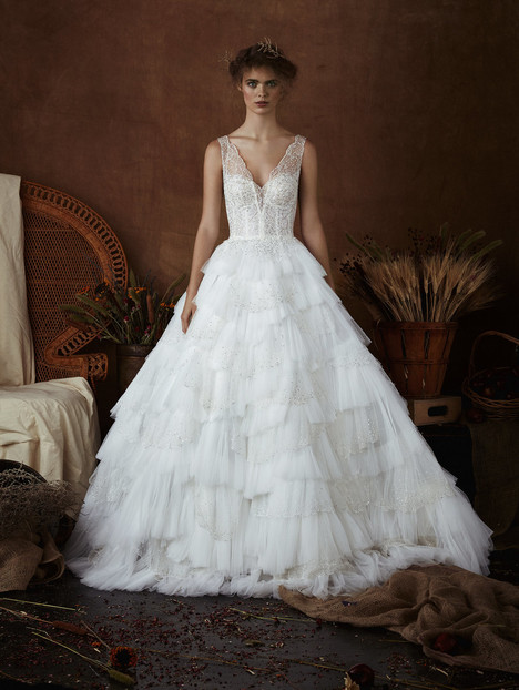 Izzy Wedding                                          dress by Isabelle Armstrong