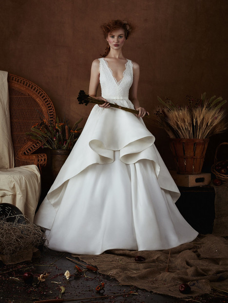 Liv Wedding                                          dress by Isabelle Armstrong