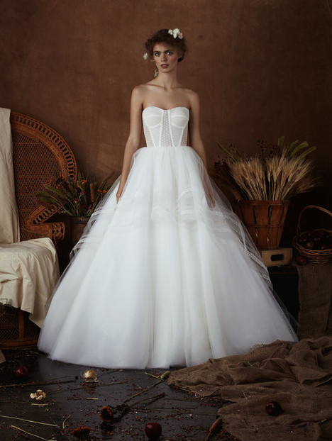 Phoebe Wedding                                          dress by Isabelle Armstrong