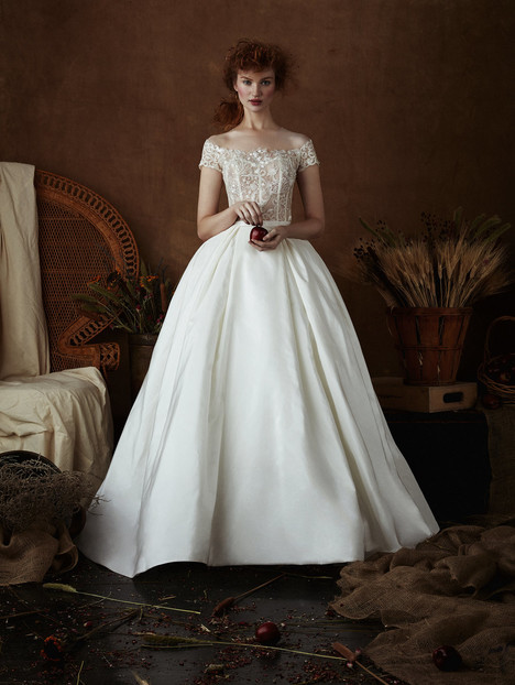 Sasa Wedding                                          dress by Isabelle Armstrong