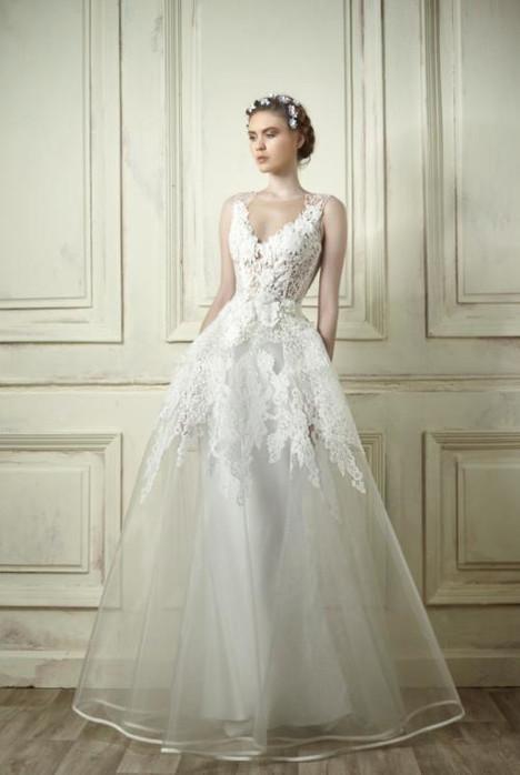 4676 Wedding                                          dress by Gemy Maalouf