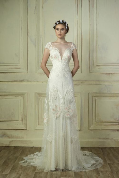 5186 Wedding                                          dress by Gemy Maalouf