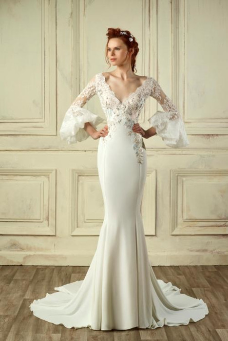5191 Wedding                                          dress by Gemy Maalouf