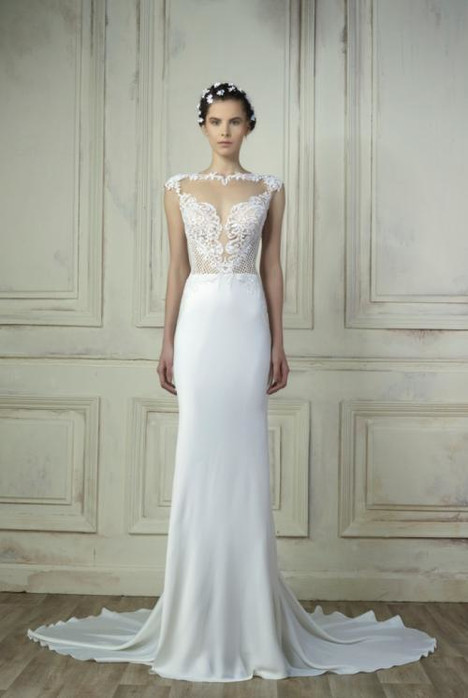 5192 Wedding                                          dress by Gemy Maalouf